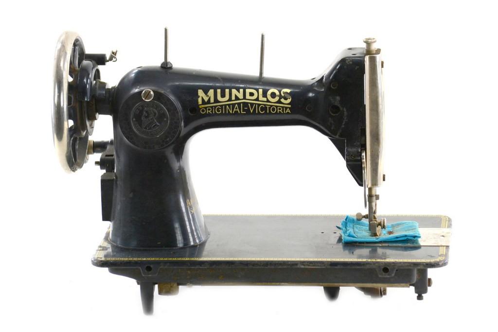 Macchina da cucire vintage nero c decori u2014 mobili ambroso