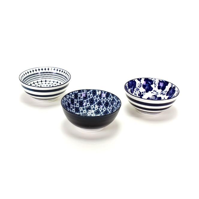 Ciotole In Ceramica.Ciotola Ceramica 3 Ass Piatti Bicchieri Posate Ambroso